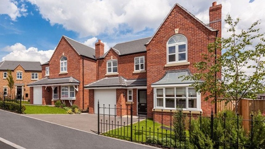 New Homes In Sedgley, West Midlands