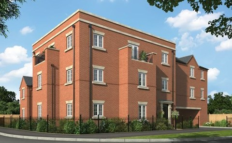 Plot 085 - Norton House & Daresbury House