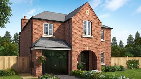 Plot 206 - Wharfdale plus