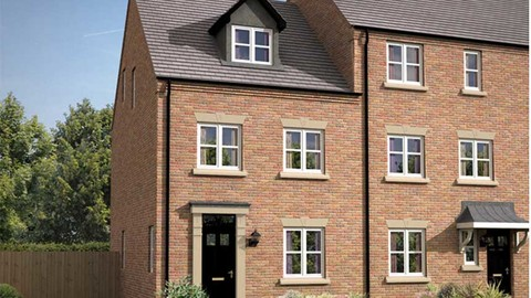 Plot 217 - The Melford