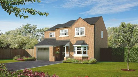 Plot 118 - The Rufford 2