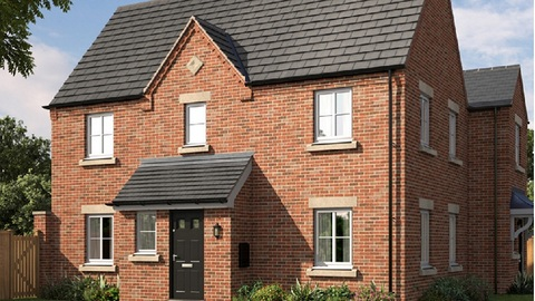 Plot 129- The Capesthorpe