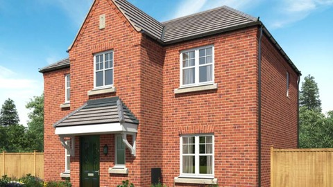4 bedroom  house  in Loughborough