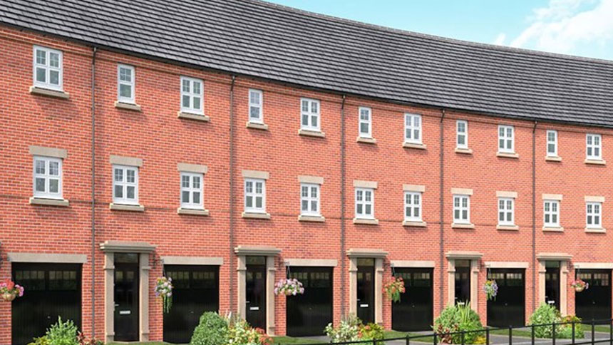 Morris Homes In Loughborough Leicestershire