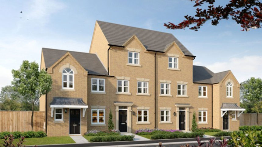 Victoria Gardens In St Helens By Morris Homes