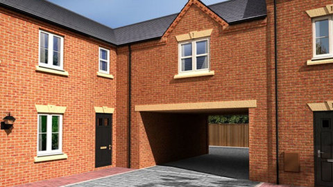Plot 201 - The Thorpe