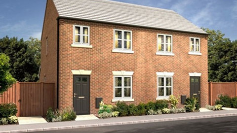 Plot 342 - The Chatsworth