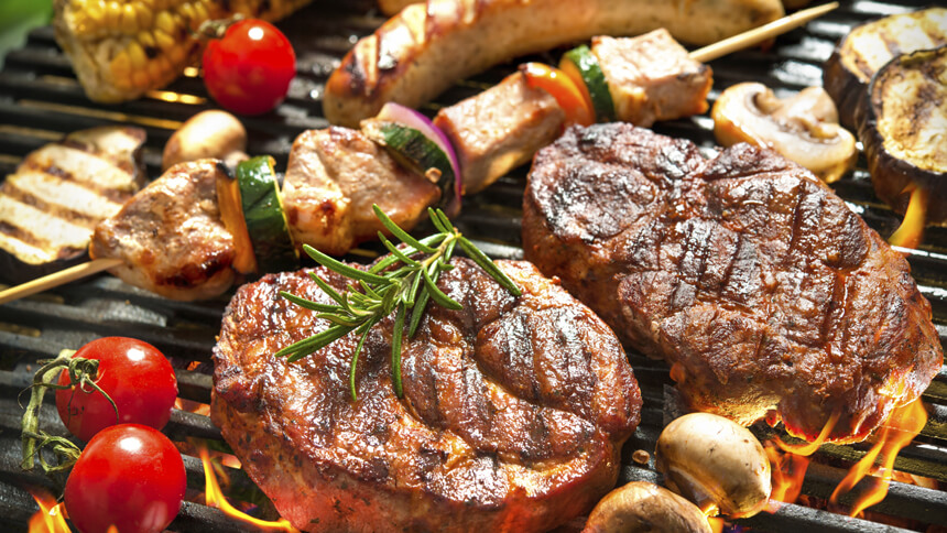 Brits splash the cash on BBQs