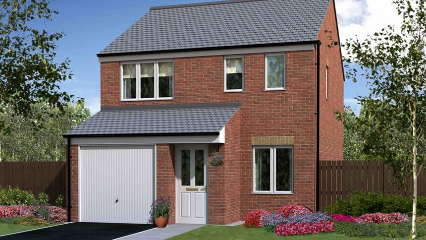 The Hawthorns (Persimmon Homes)