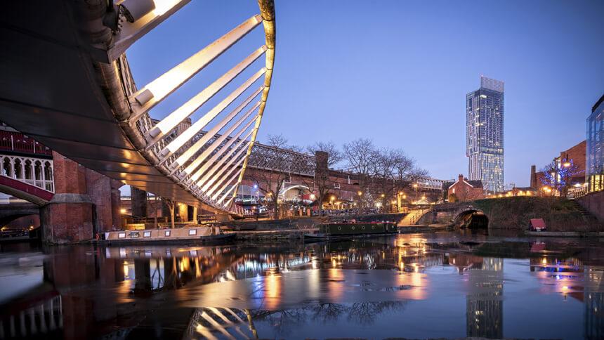 Manchester has seen sharp falls in homeownership