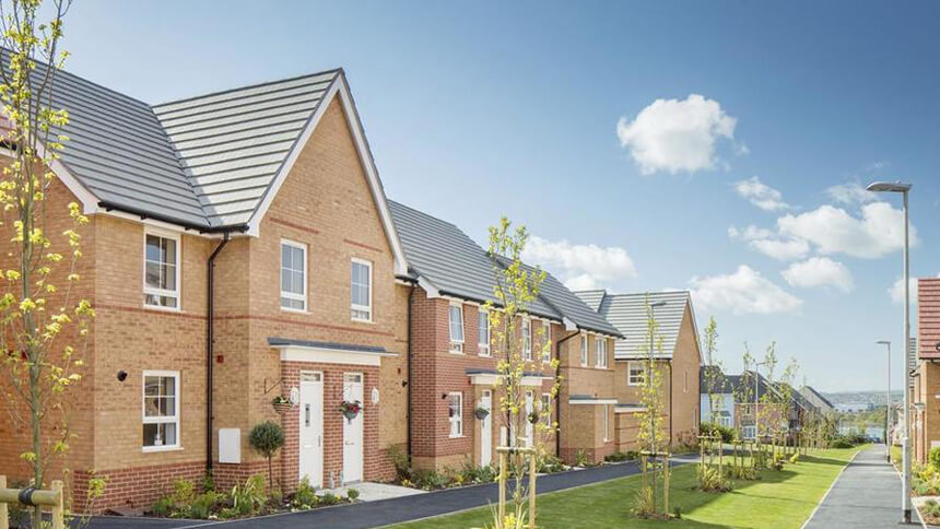 Hawthorn Meadows (Barratt Homes)