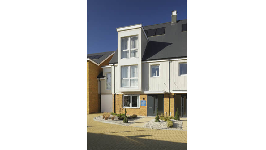 The Buttermere exterior (Bellway Homes)