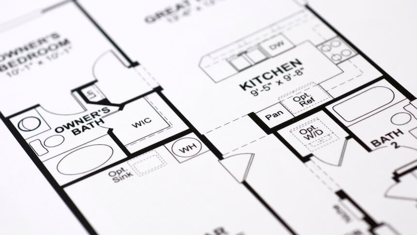 No floor plan is a big turn-off