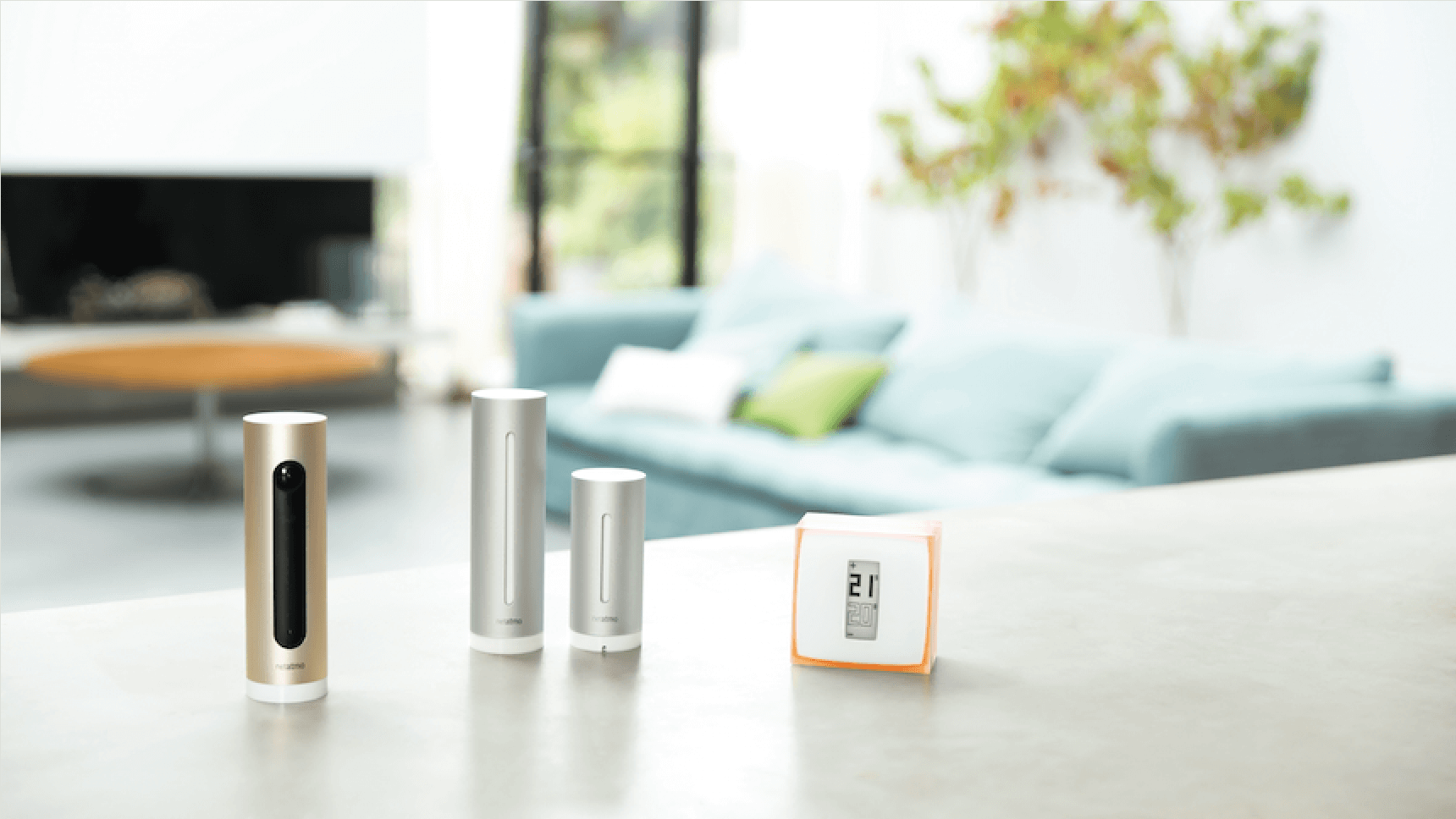 Netatmo products