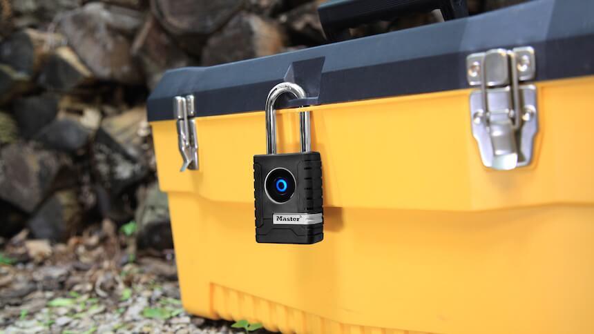 Master Lock Smart Padlock 4401
