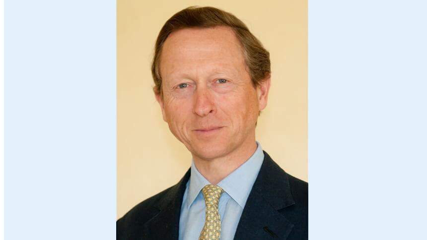 Nick Leeming, Jackson-Stops & Staff chairman