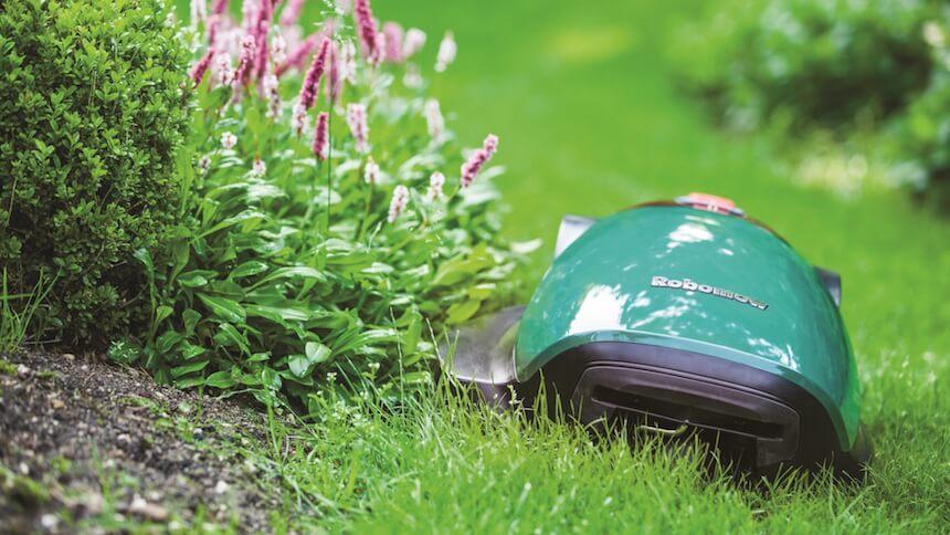 Credit: Robomow. Gardening