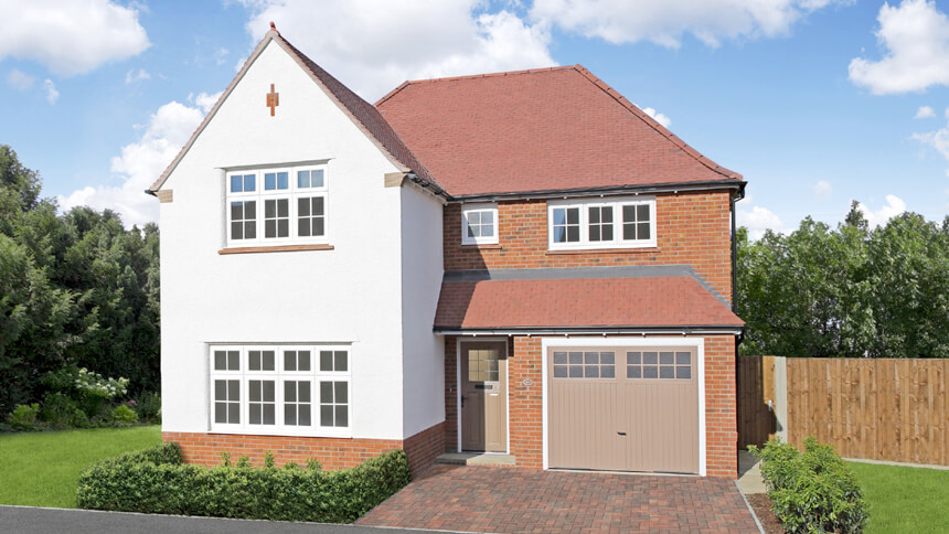 Marlow show home (Redrow)