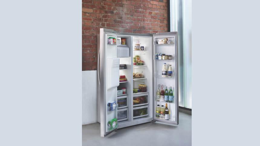 CAFF206 fridge freezer