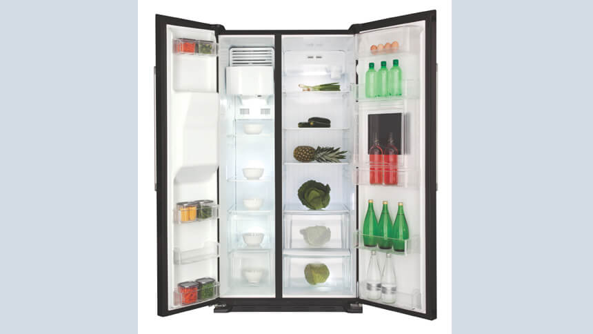 The PC70 fridge freezer