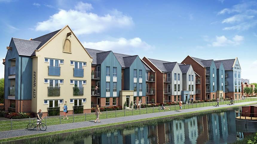 City Wharf (Barratt Homes)