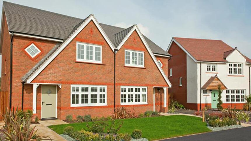 The Heathfields, Somerset (Redrow Homes)