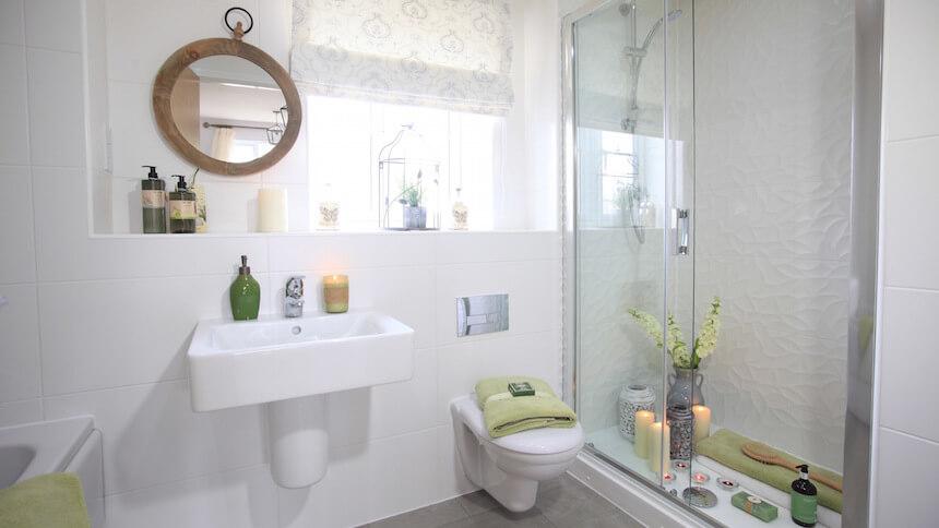 The Brampton bathroom