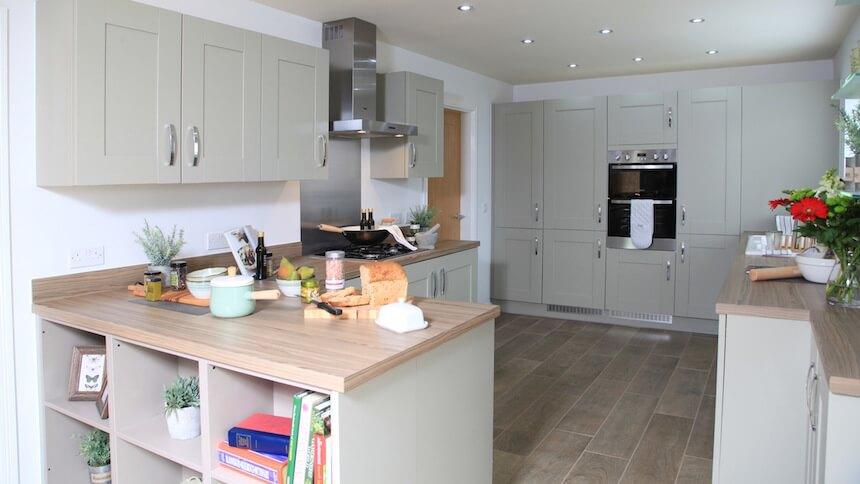 The Brampton kitchen