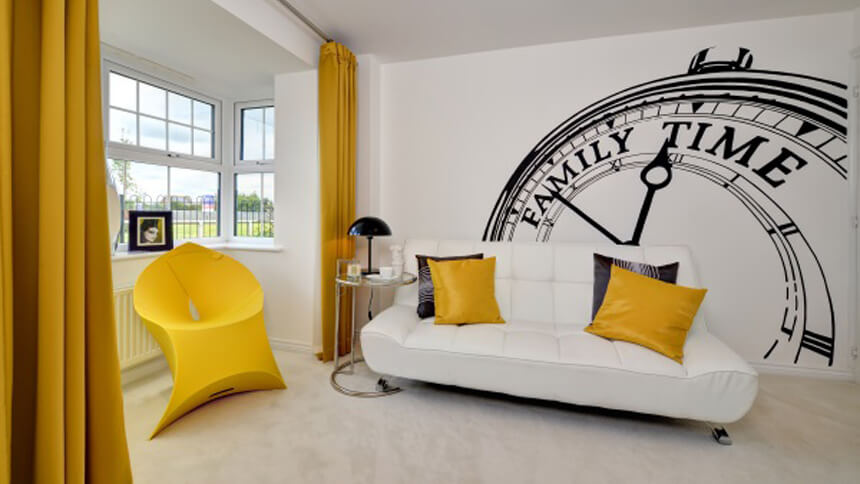 Yellow (Taylor Wimpey)