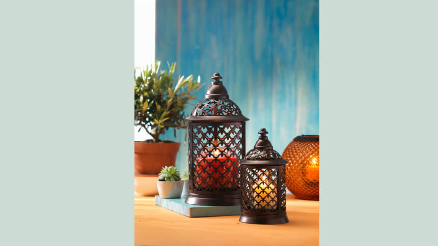 Portofino lantern from Love Aroma