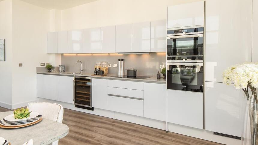 Bath Riverside kitchen
