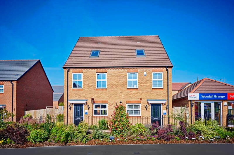 Woodall Grange (Taylor Wimpey)