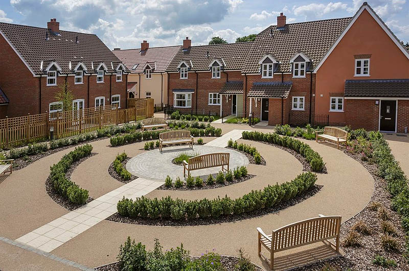 Maltster's Yard (Bennett Homes)