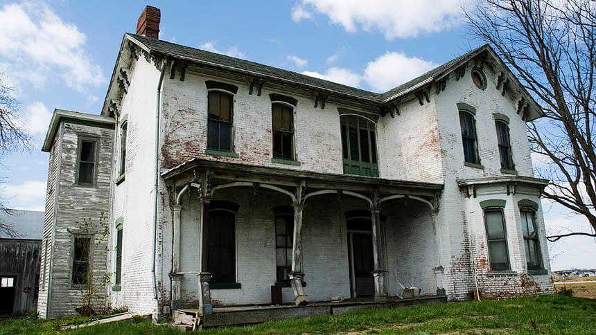 Buyer turn-off 1: Disrepair