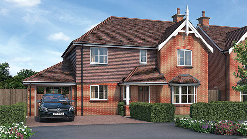 New Homes For Sale In Wokingham