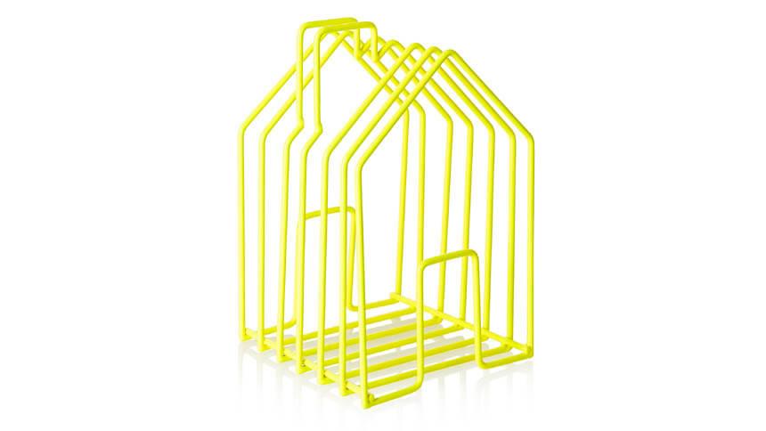 Magazine rack, Oliver Bonas