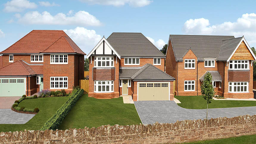 Farndon Meadow (Redrow Homes)