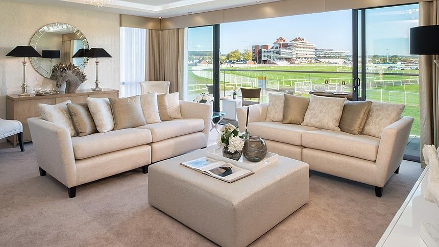 Newbury Racecourse (David Wilson Homes)