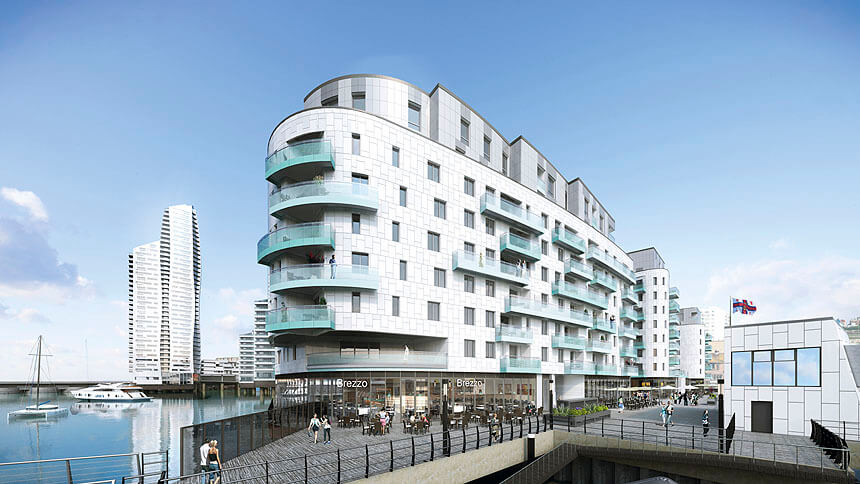 Brighton Marina (Hamptons International)