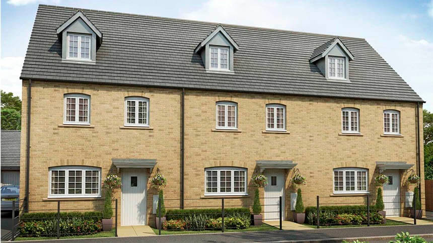The Oaks in Kingsmere (Persimmon Homes)