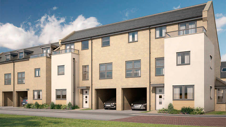 King's Place (Abbey New Homes)