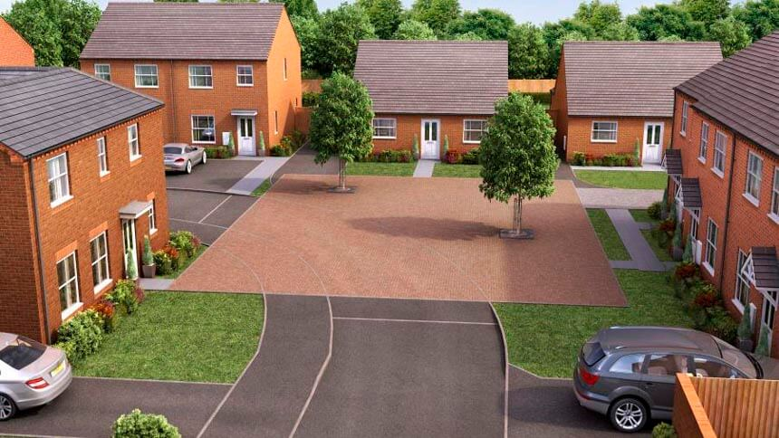 Scarlet Pippin Orchard (Taylor Wimpey)
