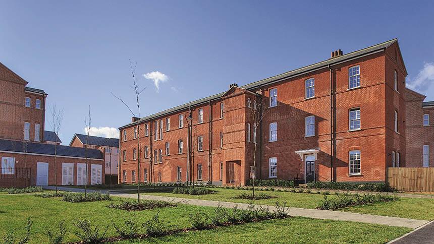 St John's (Linden Homes)
