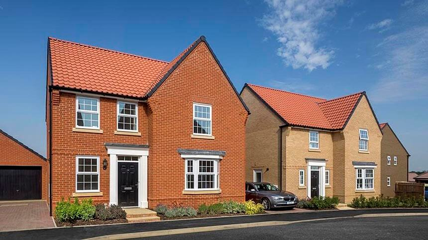 Mayflower Green (David Wilson Homes)