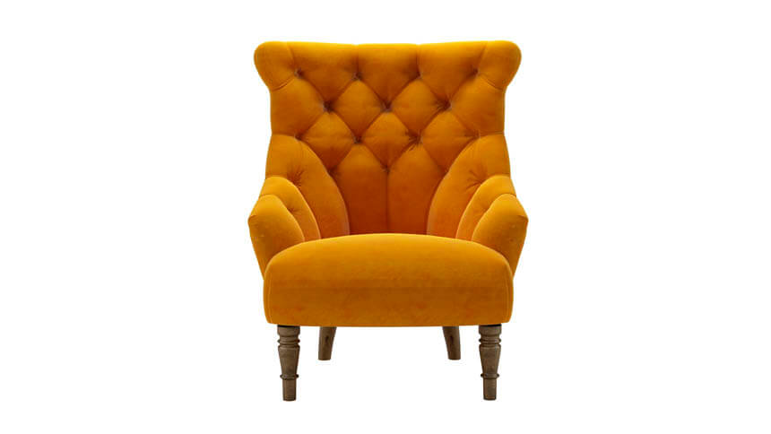 Swedish-inspired Sark armchair, Sofa.com