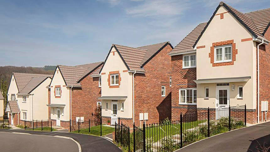 Crymlyn Grove (Barratt Homes)