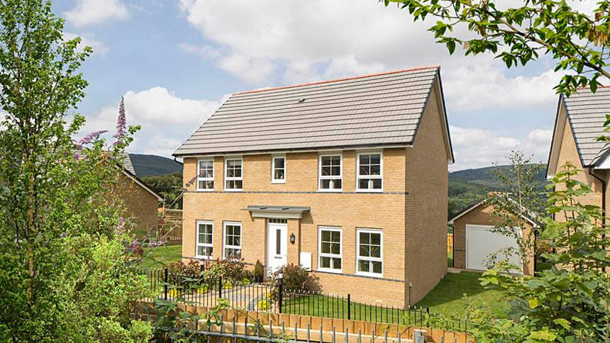 Penygarn Heights (Barratt Homes)
