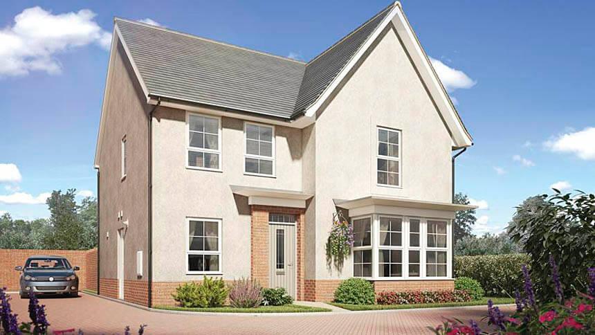 White Horse View (Barratt Homes)