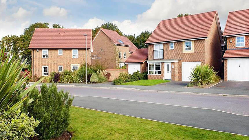 Elworth Gardens (Barratt Homes)