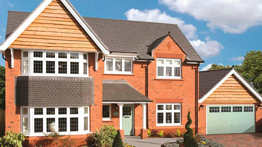 The Nurseries (Redrow Homes)